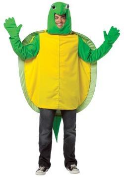 Disfraz de tortuga para adulto