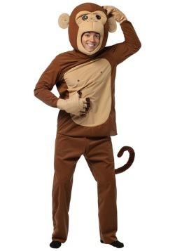 Disfraz de mono funky para adulto