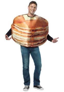 Disfraz de hotcakes apilados