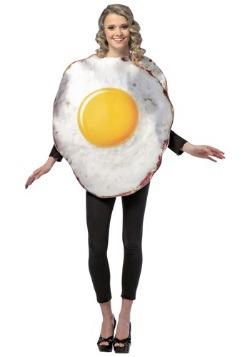 Disfraz de huevo