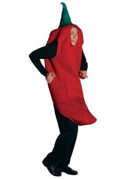 Disfraz de chile picante para adulto