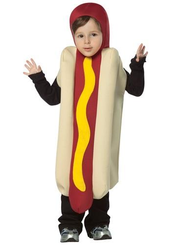 Disfraz de HotDog para niños pequeños