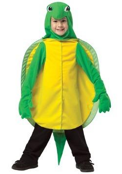 Disfraz infantil de tortuga