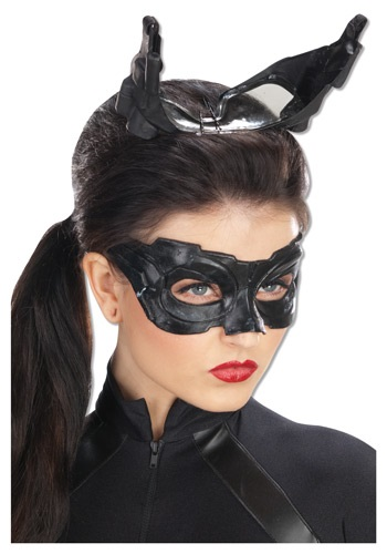 Máscara de lujo de Gatúbela