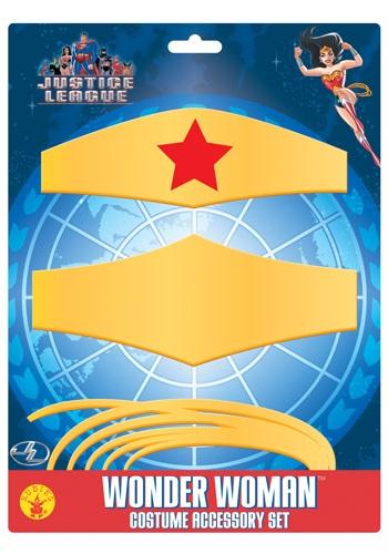Estuche de accesorios de Wonder Woman