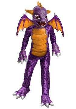 Disfraz de Skylander Spyro deluxe