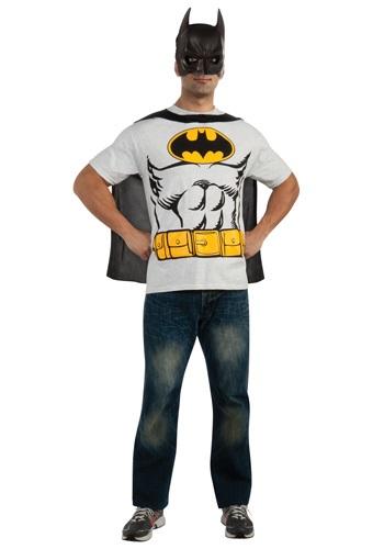 Disfraz de camiseta de Batman