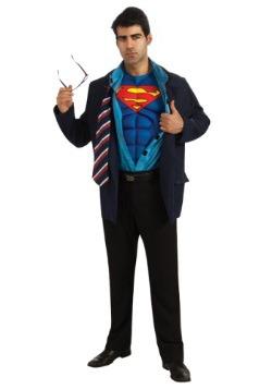 Disfraz de Clark Kent de Superman para adulto