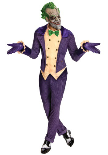 Disfraz de Joker de Arkham City