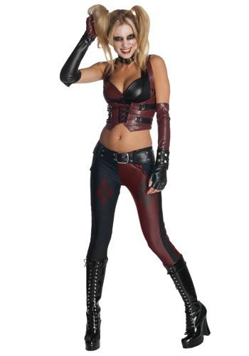 Disfraz de Harley Quinn de Arkham City