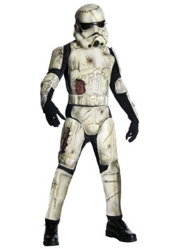 Disfraz de Death Trooper deluxe para adulto