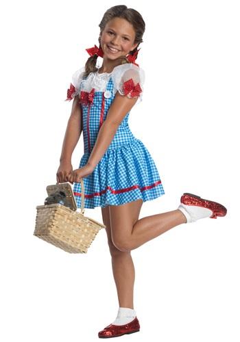 Disfraz de Dorothy para niñas