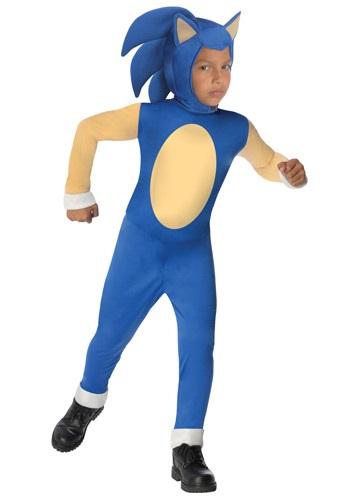 Disfraz infantil de Sonic