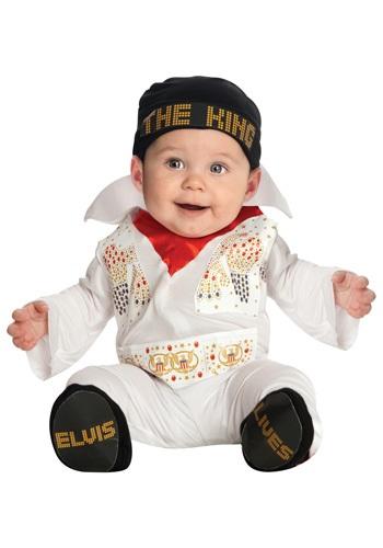 Disfraz mameluco de Elvis