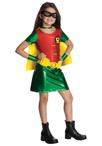 Disfraz de Robin de Teen Titans para niñas