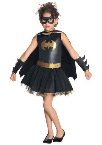 Disfraz de Batichica con tutú para niños