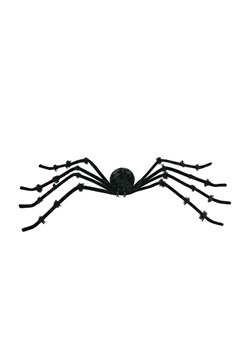 Araña Poseable negra de 50 pulgadas