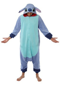 Disfraz de pijama de Stitch