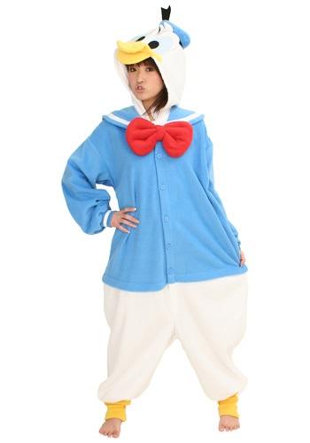 Disfraz de pijama del pato Donald