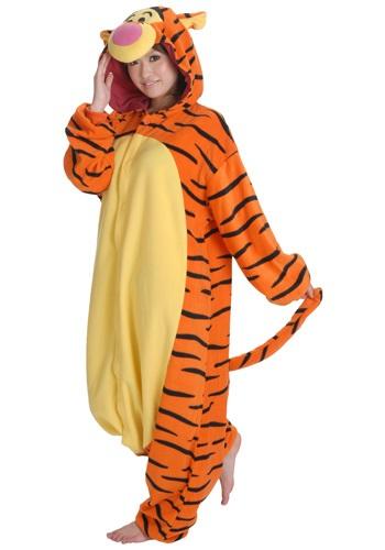 Disfraz de pijama de tigre