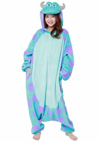 Disfraz de pijama sully