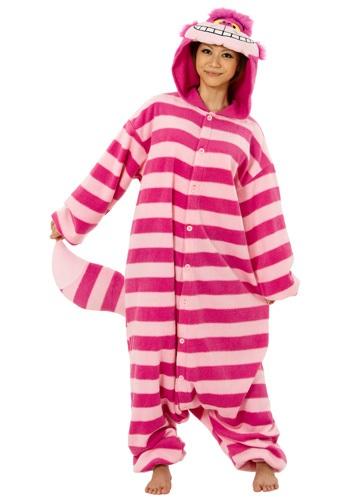 Disfraz de pijama del Gato de Cheshire