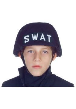 Casco de equipo SWAT para niños