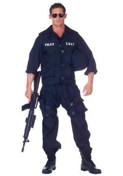 Disfraz de SWAT Jumpsuit Plus