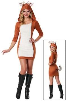 Disfraz de ciervo sexy