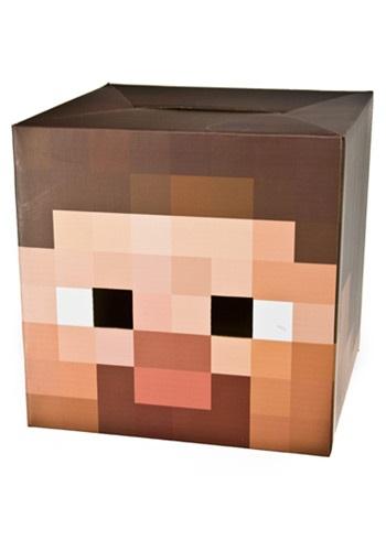 Cabeza de Steve de Minecraft