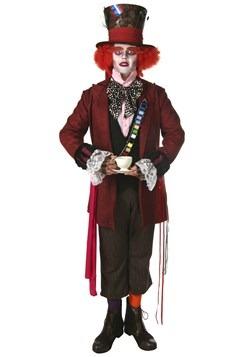 Disfraz auténtico de Sombrerero Loco talla extra