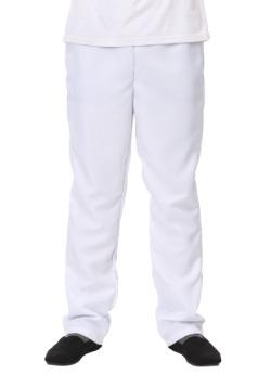Pantalones blancos para hombre