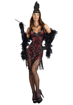 Dames Women Like Us Flapper Costume