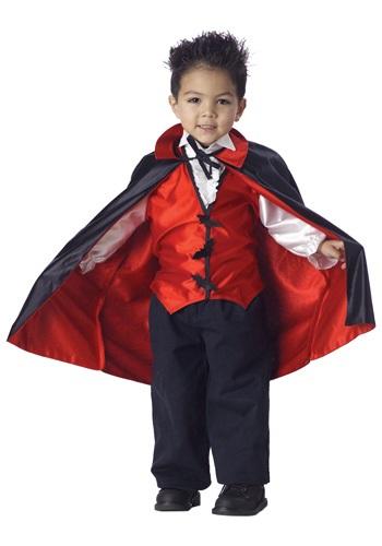 Disfraz de vampiro para niños pequeños