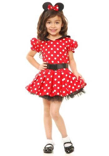 Disfraz de Miss Ratón para niños pequeños