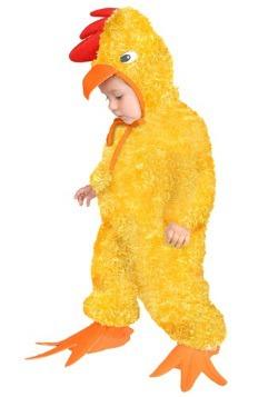Disfraz infantil de gallo amarillo