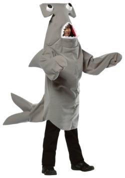 Disfraz de tiburón martillo