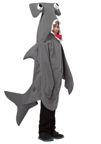 Disfraz de tiburón martillo para niños