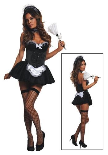 Disfraz para mujer Seductive Maid