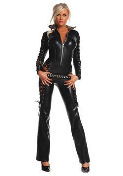 Disfraz de mujer rebelde