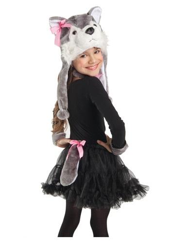 Kit de lobo para niñas
