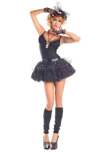 Disfraz para mujer Material Pop Star
