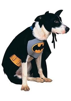 Disfraz para mascota de Batman clásico
