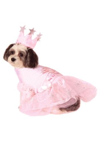 Disfraz de Glinda para mascota