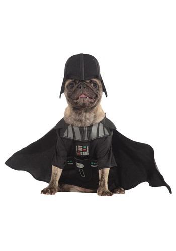 Disfraz de Darth Vader para mascota