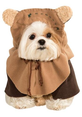 Disfraz de Ewok para mascota