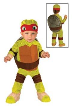 Disfraz de Raphael TMNT para niños pequeños