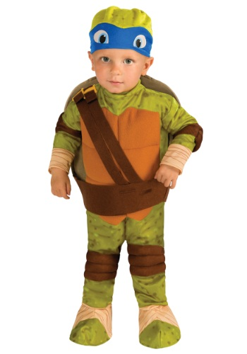 Disfraz de Leonardo TMNT para niños pequeños