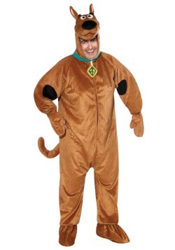 Disfraz de Scooby Doo para adulto talla extra