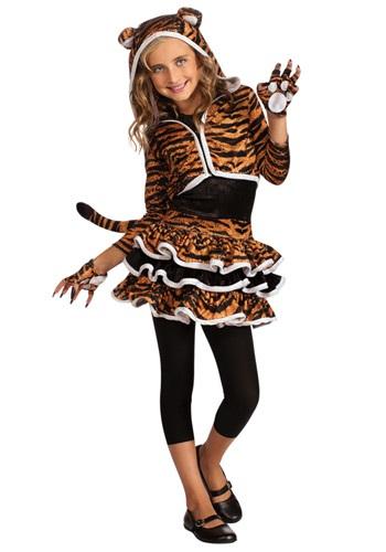 Sudadera de tigresa para niños